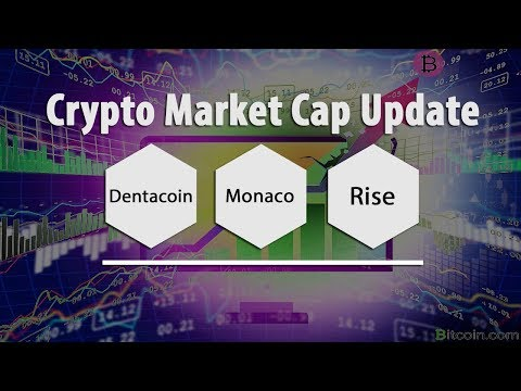 Coin Market Cap Update Monaco Dentacoin & Rise!
