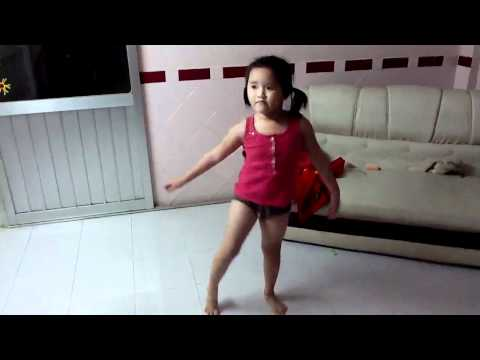 """Dinh Dinh dance """"Touch by Touch"""""""