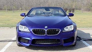 2013 BMW M6 Convertible - WR TV POV Test Drive