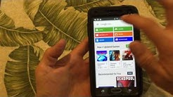 How to Log Off or Sign Out of Google Play Store (Android App Store)