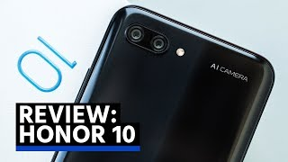 Review: Honor 10 – a Flagship phone for half the price?
