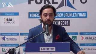 İstanbul Forexpo 2015 - Basın Açılış Konuşması - Ahmet ÜNAL