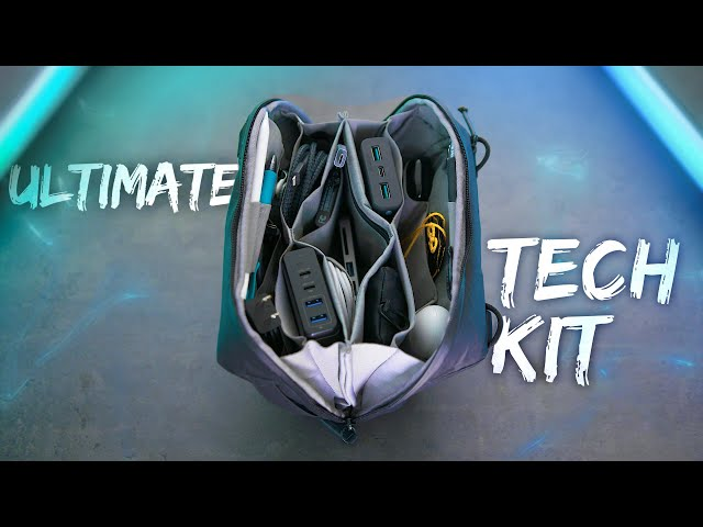 I Made the Ultimate Tech Kit