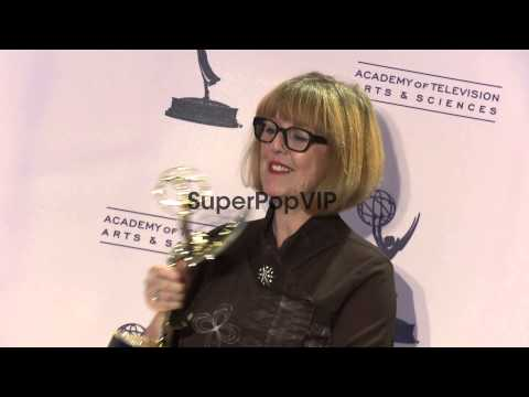 Gemma Jackson at 2012 Creative Arts Emmy Awards - Press R...