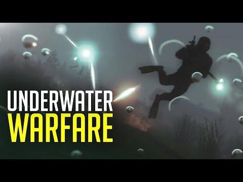 UNDERWATER WARFARE - Rust Duo