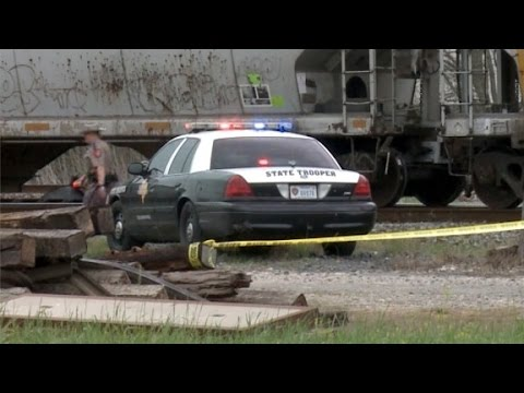 Woman killed by train during photo shoot