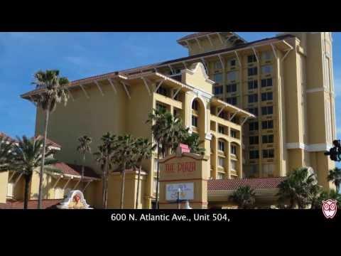 600 N. Atlantic Ave., # 504, Daytona Beach, FL - www.RonSellsTheBeach.com - 386-871-7697