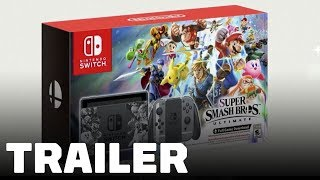 Konsola Nintendo Switch Super Smash Bros (Switch)