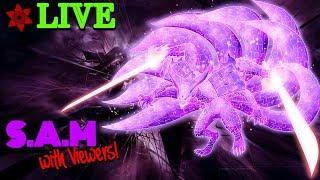 1st Anniversary Live SAM 10 Games with Viewers! - Naruto x Boruto Ninja Voltage