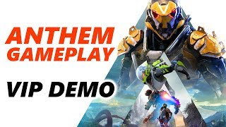ANTHEM GAMEPLAY | Anthem VIP Demo Friend Invites Giveaway