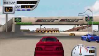 Sports Car GT PSX Sebring Short Saleen Mustang ST