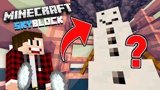 PASTATYKIM SNIEGO SENĮ...  | Minecraft: Sky Block #8