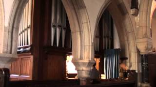 """Hear my Prayer"" by Mendelssohn played on Phillack Organ Hayle Cornwall,18/03/14"