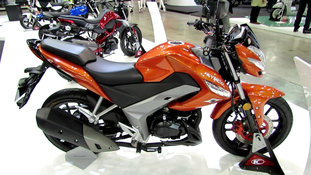 2014 kymco k 1 125 walkaround 2013 eicma milano. Black Bedroom Furniture Sets. Home Design Ideas