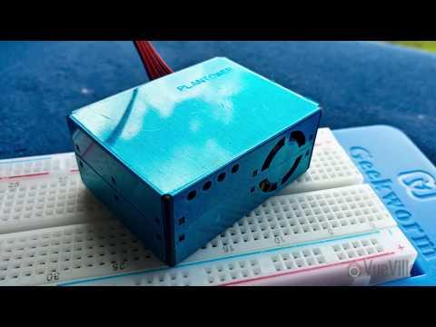 How to Make an Arduino Air Quality Sensor - VueVille