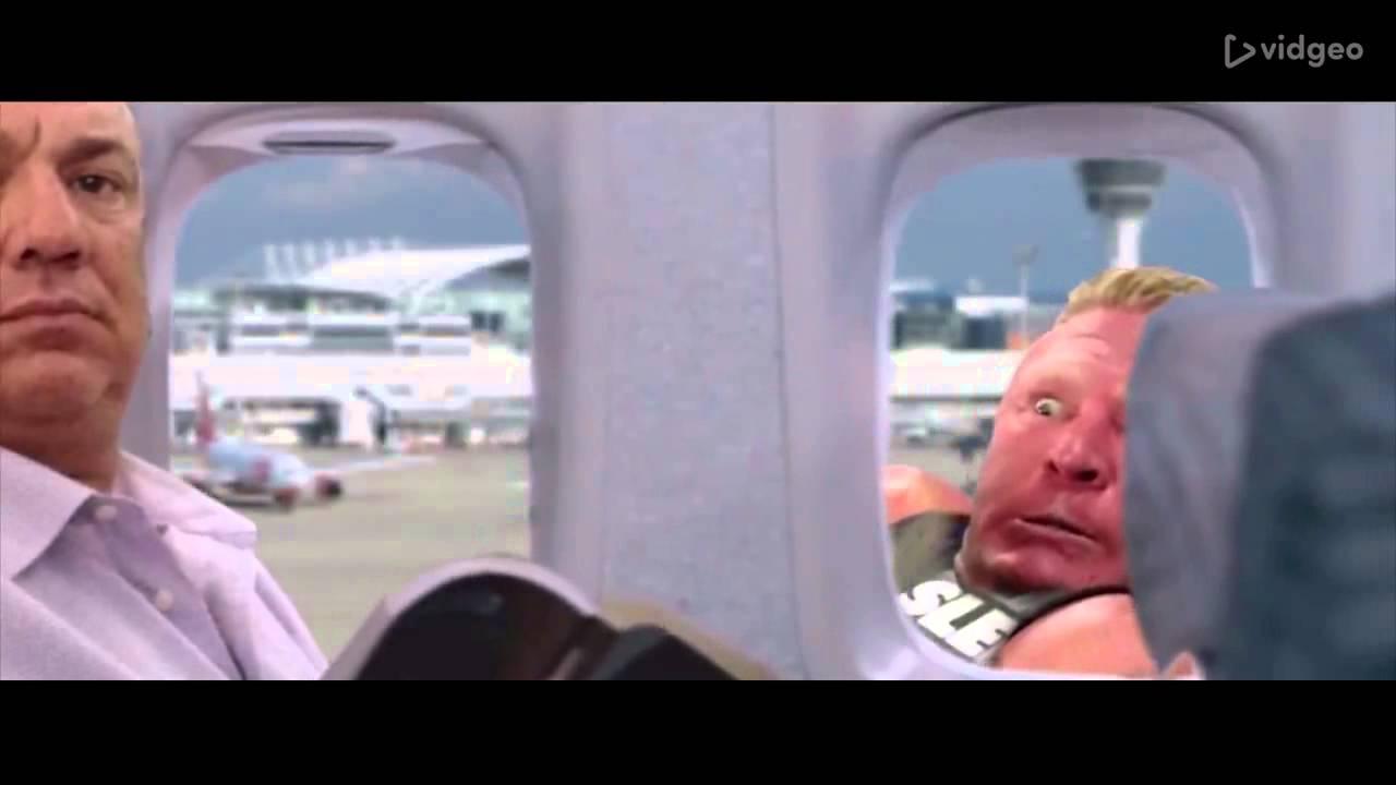 راندي أورتن مع فلم - star war مضحك ★