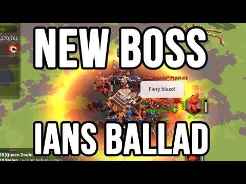 Ians Ballad's First Win in RoK Hardest Mode | Rise of Kingdoms