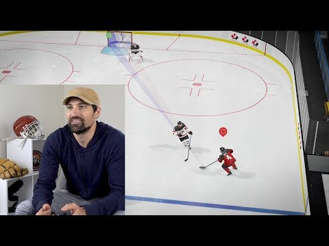 Can Hockey Video Games Improve Your ON ICE Skills?