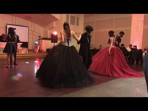 Alyssa & Kayla's Sweet 16 Waltz