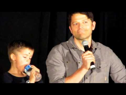 Misha Collins (with Special Guest, West) Saturday Panel DCCon 2016
