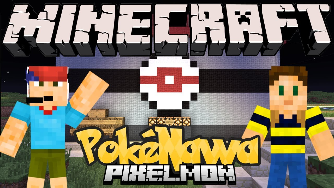 how to download pokemon server on minecraft
