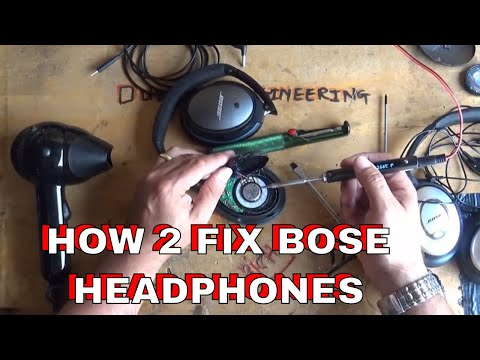 dub-eng:-repair-bose-qc35-qc25-qc15-quality-headphones-fix-faulty-quality-problems-one-speaker-work