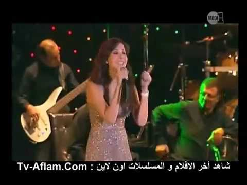 Nancy Ajram - Ah We Noss (Mawazine Festival 2012)