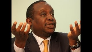 CS Rotich quizzed on kickback probe into two Sh65b dam projects  | PRESS REVIEW