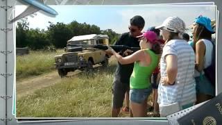 Джип-сафари. Болгария. Албена-Кранево.Лето 2014г.(, 2015-08-10T08:30:09.000Z)