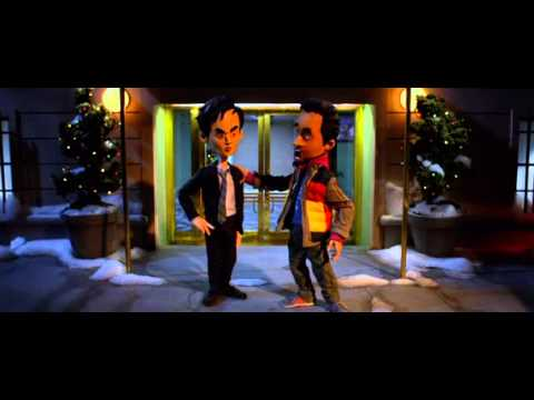 Plasticine trippy Harold and Kumar