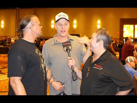 Rob Van Dam & Sandman talk ECW - 2017 Interview