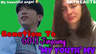 GOT7(갓세븐) Jinyoung 'My Youth' MV Reaction | SKFREACTS