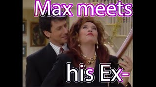 The Nanny Maxwell meets his Ex while Fran is there and Niles hates her