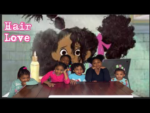 Hair Love Short Film Full (Sony Pictures) Animation REACTION