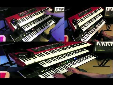 KISS Art Of NoiseTom JonesPrince  Piano JUPITER 50