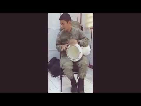 Turkish Soldier & Darbuka Show Cemal