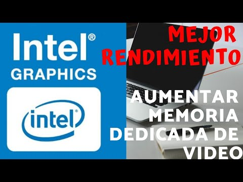 Aumentar Memoria De Video Intel HD Graphics