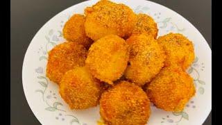 baby potato fry   rava fry   potato fry   shallow fry   little potato fry