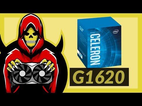 Celeron G1620 Test In 8 Games