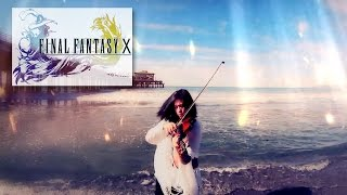 Suteki Da Ne (violin) ~ Final Fantasy X