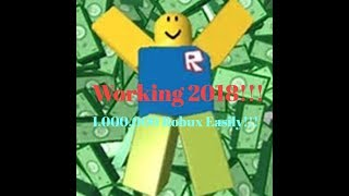 How To Get Free Robux | Roblox Codes 2018 | Free Roblox codes