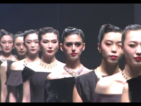 Accessories with Ancient Chinese Cultural Elements Highlight Beijing Fashion Week