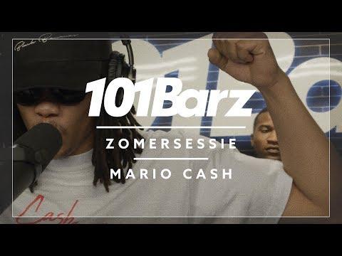 Mario Cash - Zomersessie 2018 - 101Barz