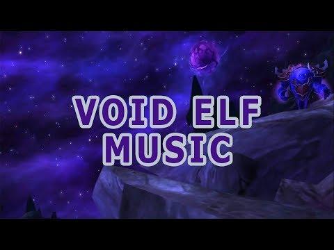 Void Elf Music - Allied Race Music