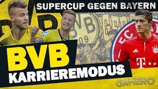 TOPSPIEL! Supercup gegen FC BAYERN MÜNCHEN ♕⚽ FIFA 18 Karrieremodus ♕⚽ FIFA 18 Deutsch