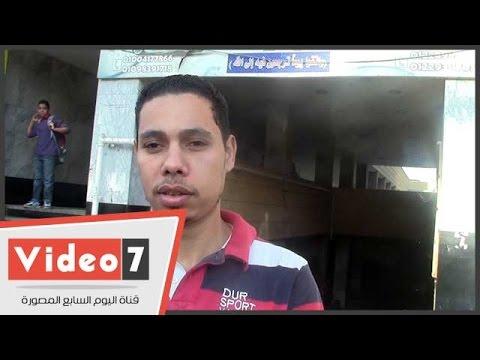 اليوم السابع : مواطن يطالب بمعاش استثنائى لزميله المتوفى