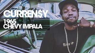 "Curren$y on his ""1965 Chevy Impala"" X-mas Present"