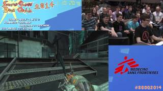 Summer Games Done Quick 2014 - Part 157 - Half-Life 2