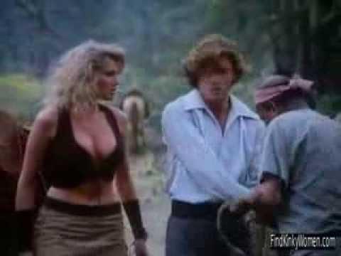 Barbarian Queen stripped by women CFNM Scene thumbnail