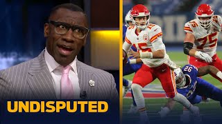 'We've never seen anyone like Patrick Mahomes' — Shannon on Chiefs win over Bills | NFL | UNDISPUTED